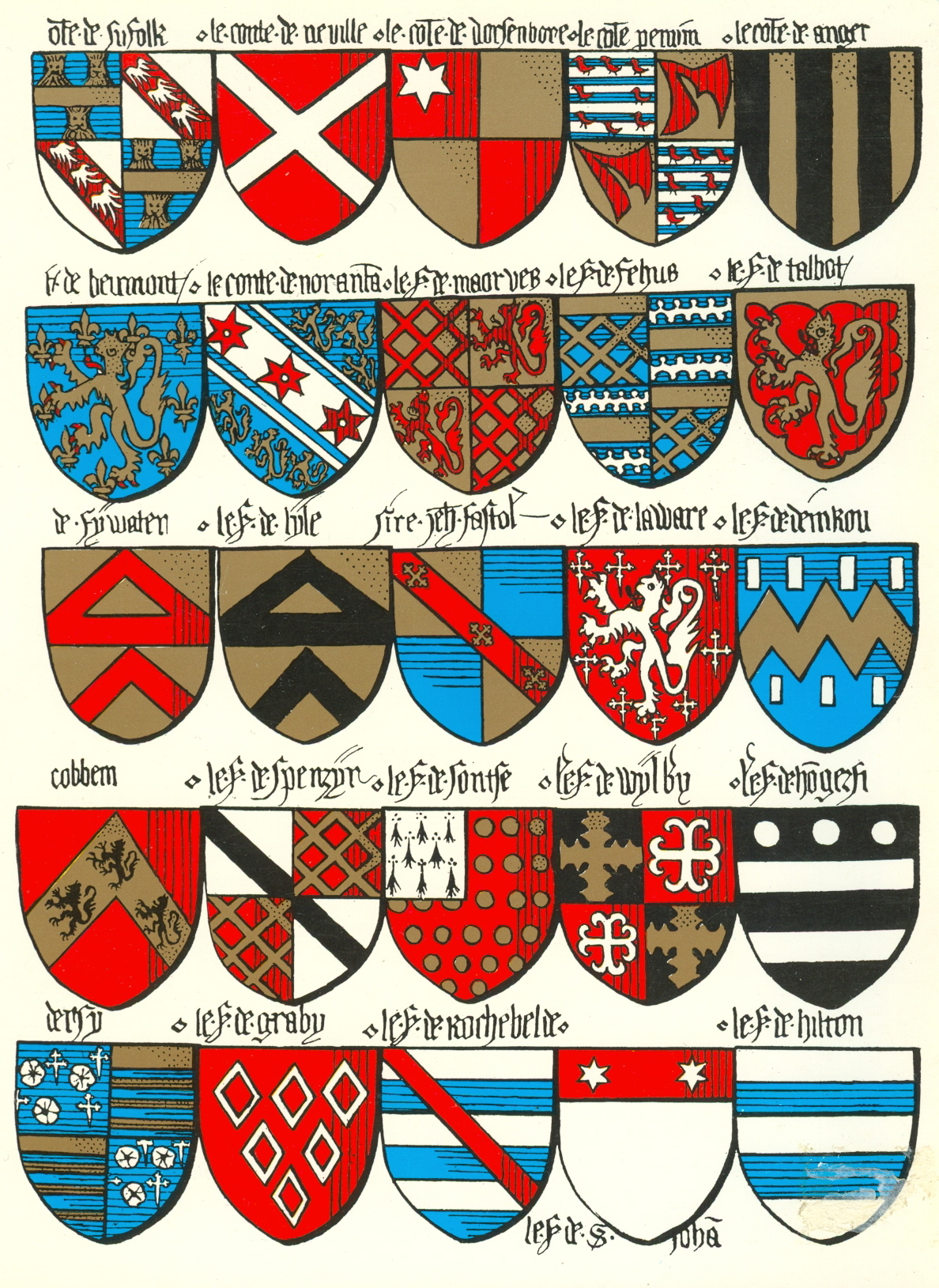 Educator How To Create Your Own Medieval Id With Basic Heraldry